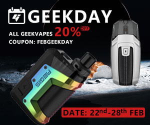 February GEEKDAY Promotion