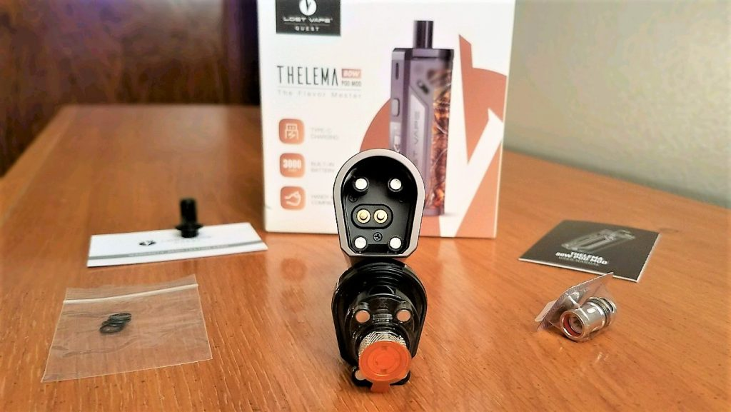 Lost Vape Thelema 80W Review