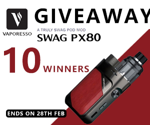 swag px80 giveaway