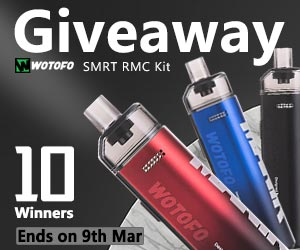 wotofo smrt giveaway