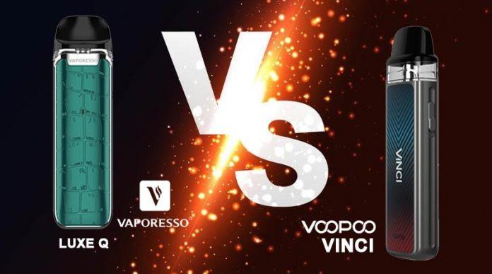 Luxe Q vs Vinci