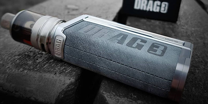 Voopoo Drag 3 Review by Sam