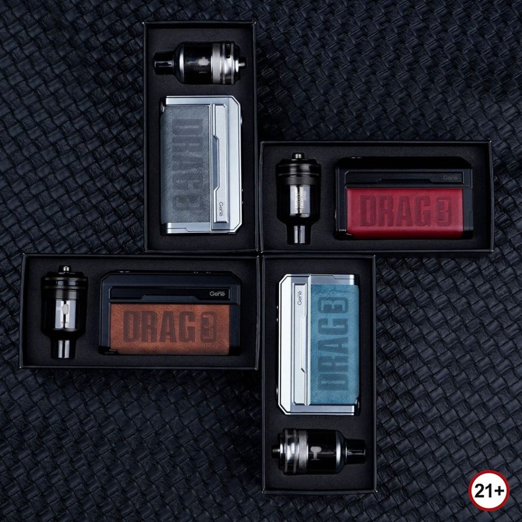 Voopoo Drag 3 Review by Toby-7