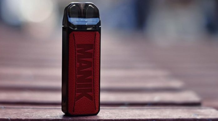 Wotofo Manik Mini Pod Review by Antony-Cover