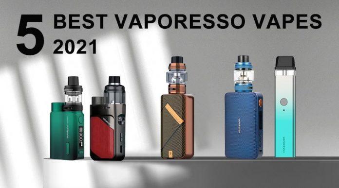 5 Best Vaporesso Vapes 2021-0426