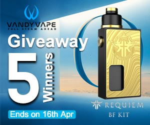 Requiem BF Kit Giveaway