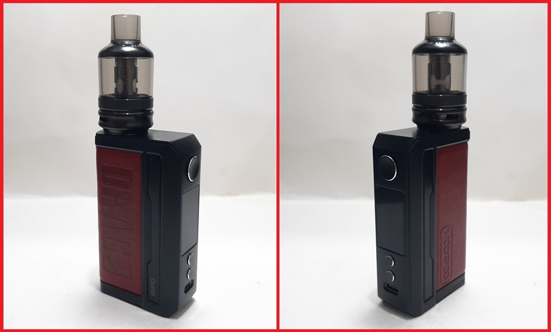 Voopoo Drag 3 Kit Review by Nenad