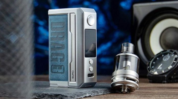 Voopoo Drag 3 Kit Review by Nenad-5