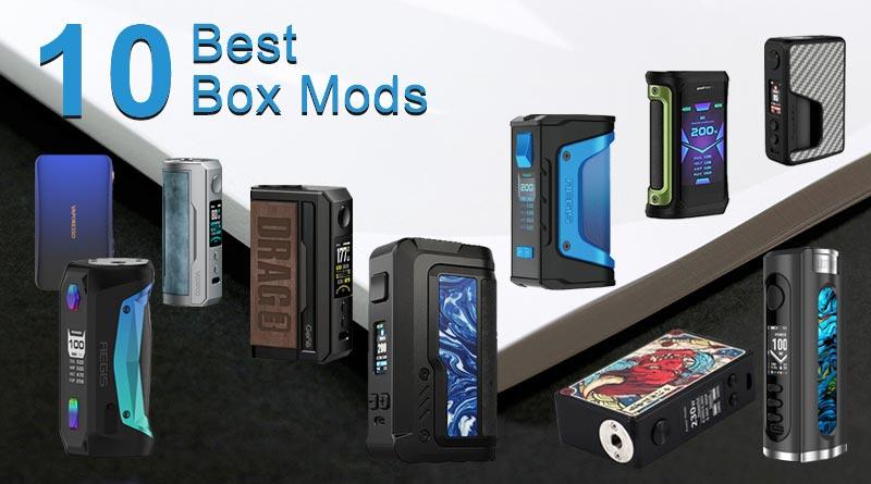 10 Best Box Mods 2021-0513