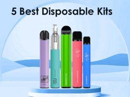 5 Best Disposable Kits