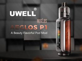 Uwell Aeglos P1 Review