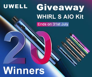 Uwell Whirl S AIO Giveaway-2