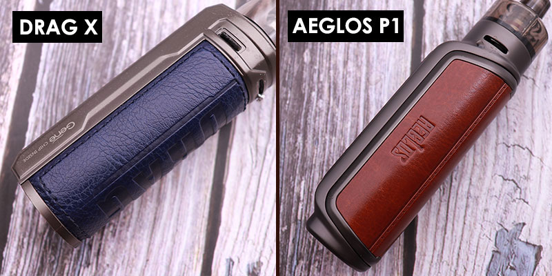Aeglos P1 leather