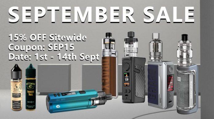 September Sale 2021-2
