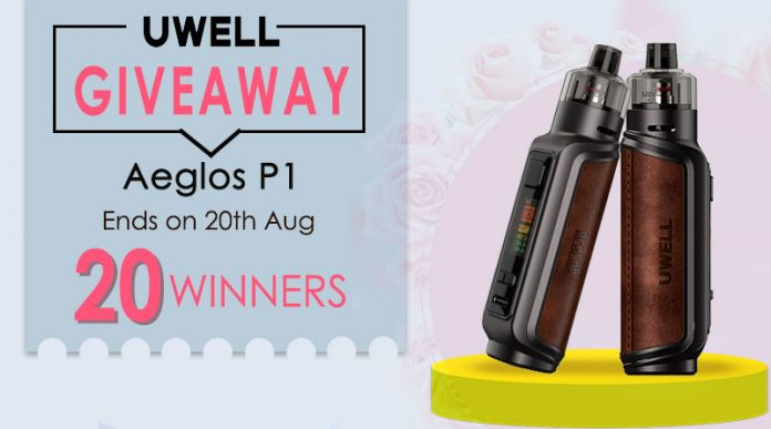 Uwell Aeglos P1 Giveaway