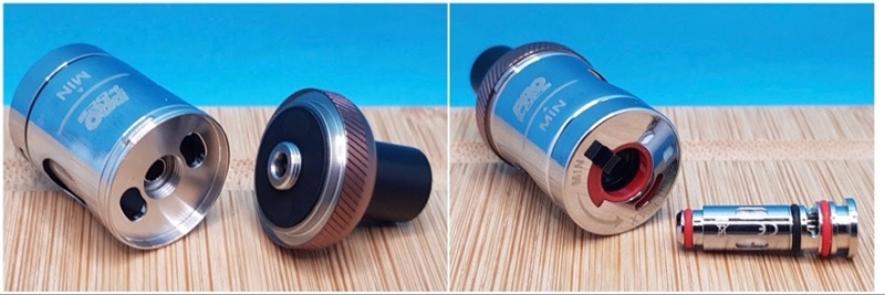 Uwell Whirl S Review by Antony