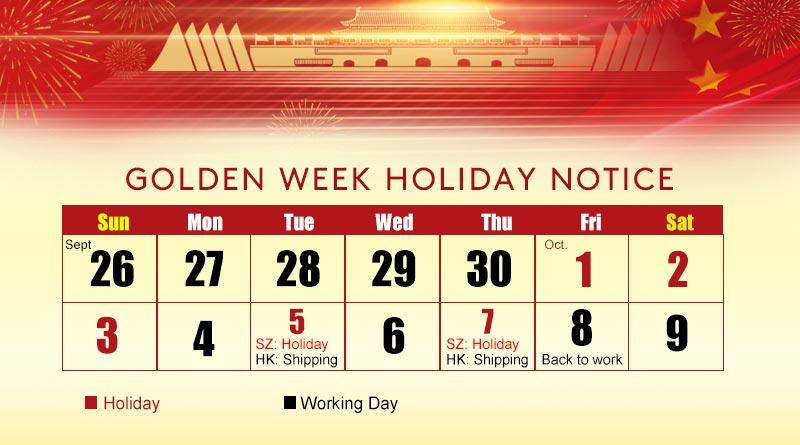 oct holiday notice