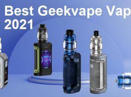 5 Best Geekvape Vapes 2021
