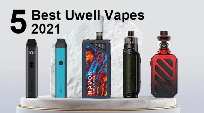 5 Best Uwell Vapes 2021