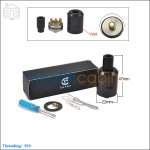 New ! Ehpro Stillare v2 Clone Black Rebuildable Atomizer