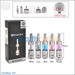 New ! KangerTech Genitank Glass BDC Clearomizer