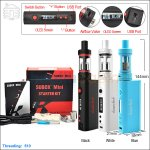 KangerTech Subox Mini Starter Kit (Ex.USB Wall Adapter)