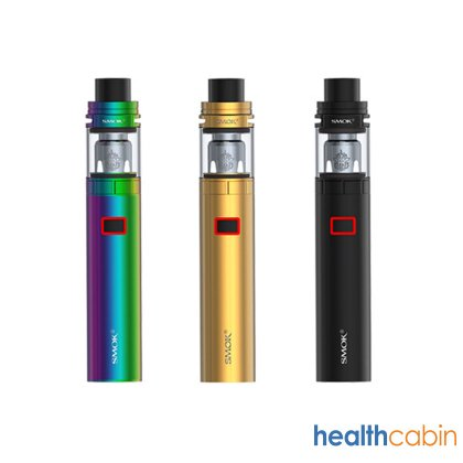 SMOK Stick X8 Starter Kit 3000mAh Black & Gold & Rainbow Standard Edition