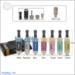 New ! Aspire Mini Nova-S Glass BVC Clearomizer Kit