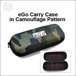 eGo Carry Case in Camouflage Pattern (Medium Size)