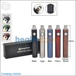 New ! KangerTech EMOW VV 1300mAh Battery