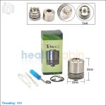 New ! Tobeco Mina Stainless Steel Rebuildable Dripping Atomizer (Clone)