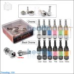 Kumiho i-Tank Glass BCC Clearomizer Top filling (2.8ml)(Discontinued)
