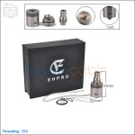 Ehpro Tobh V2.5 SS Rebuildable Dripping Atomizer(Clone)