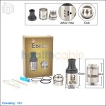 New ! Tobeco Baal Rebuildable Dripping Atomizer (Clone)