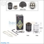 Tobeco N22 Rebuildable Dripping Atomizer (Clone)