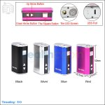 New ! iSmoka Eleaf Mini iStick 10W MOD Battery with OLED Screen