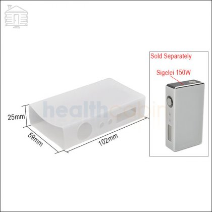Skin for Sigelei 150W & 100W Plus Box Mod