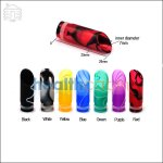 Acrylic Muffler Style Wide Bore 510 Drip Tip