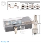 New ! Aspire Atlantis Tank Kit with Sub Ohm Coil