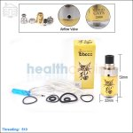New ! Tobeco Cats V5 Rebuildable Dripping Atomizer (Clone)