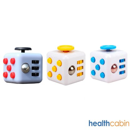 Mini Fidget Cube Desk Toy Relieves Stress and Anxiety for Adult and Children