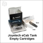 5pc Joyetech eCab Tank Empty Cartridges