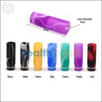 Acrylic Jerrycan Style Wide Bore 510 Drip Tip