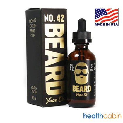 30ml Beard Vape Co No. 42 Cold Fruit Cup E-liquid