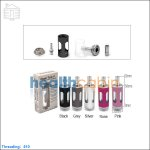 HyperTank-Ⅱ BCC Glass Mega Clearomizer (Discontinued)