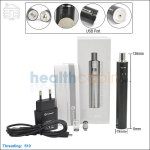 Black Joyetech eGo ONE XL Kit (2200mAh)