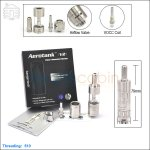 New ! KangerTech AeroTank V2 VOCC Glass Clearomizer (Gift Pack)
