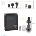 [New product forecasting] Sense Herakles Plus Black Tank Atomizer (Accept the Reservation)