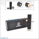 New ! Hcigar Black Manhattan 18650 Mod (Clone)