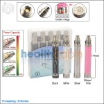 Innokin CLK 1280 Variable Voltage Manual Battery